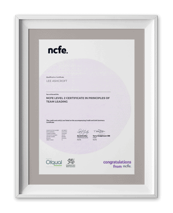 ncfe-level-2-certificate